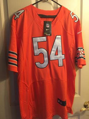 Nike Chicago Bears Urlacher Jersey for Sale in Salt Lake City, UT