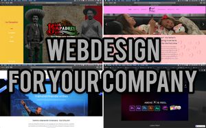 Web design, media, marketing and video production!! for Sale in Stockton, CA