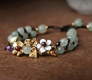 Natural Jade Bead Bracelet For Women for Sale in Wichita, KS