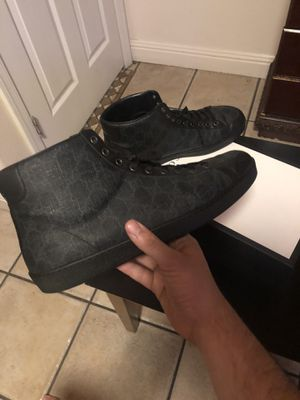Gucci high top for Sale in Phoenix, AZ