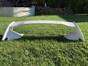 2015+ OEM WRX STI wing. for Sale in Pacifica, CA