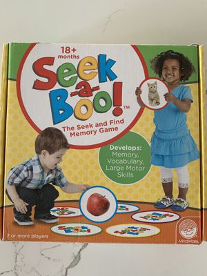 Seek-a-Boo kids game for Sale in Scottsdale, AZ