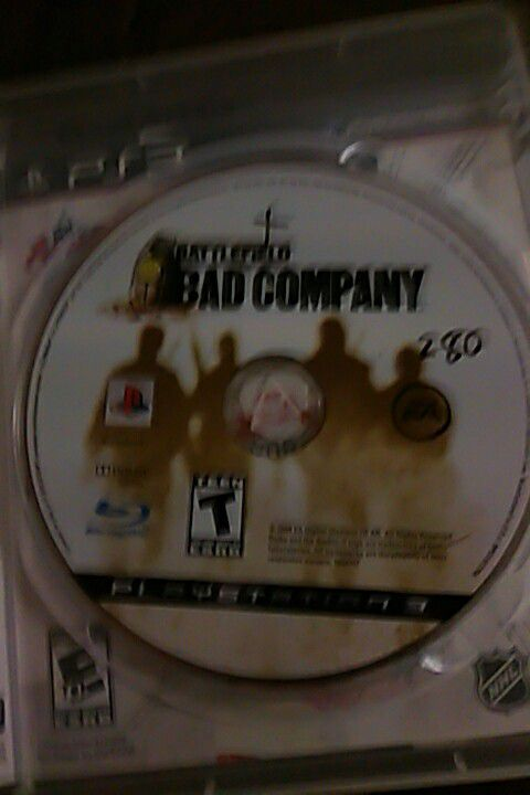 Battlefield Bad Company