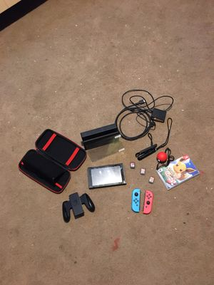 Nintendo switch for Sale in Worthington, WV