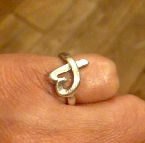 Beautiful Tiffany and Co Sterling Silver 925 Ring Size 5 for Sale in Virginia Beach, VA