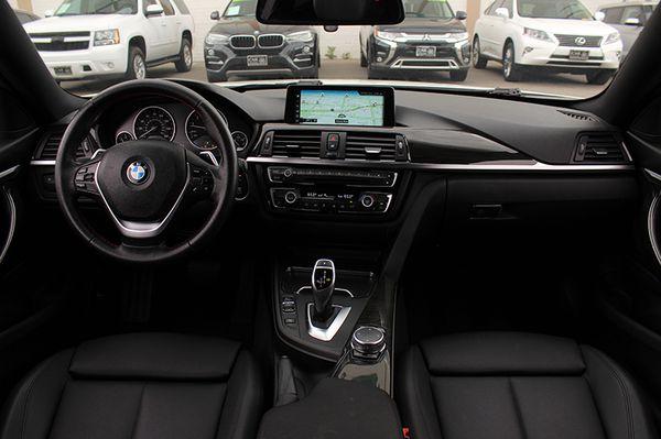 2017 BMW 430i SPORT LINE