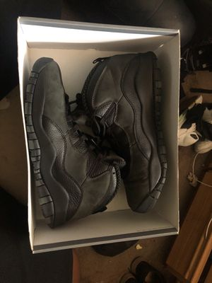 Jordan shadow 10s size 13 for Sale in Silver Spring, MD