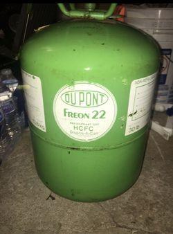 NEW & Sealed DuPont Freon 22 (30 pounds) HVAC for Sale in Holmdel,  NJ
