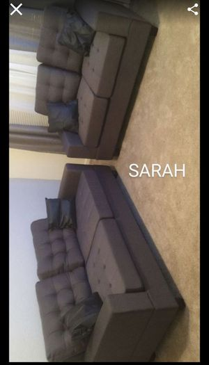 Brand New 🧿🧿🧿 sofa and loveseat $39 down 🚚 No credit Check for Sale in Houston, TX