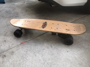 Big Electric skateboard 2speed for Sale in Fremont, CA