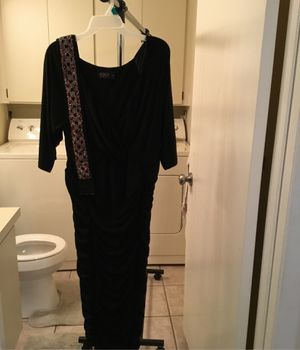 IGIGI by yuliya Raquel dress size 18/20 (3/4 sleeve length) with belt for Sale in West Palm Beach, FL