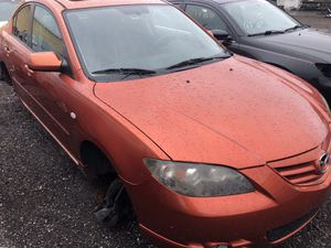 2004 Mazda 3. Parts Only for Sale in Orlando, FL