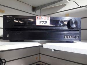 ONKYO AV Receiver for Sale in Chula Vista, CA