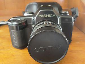 Yashica 108 with Contax Lense for Sale in Buffalo, NY