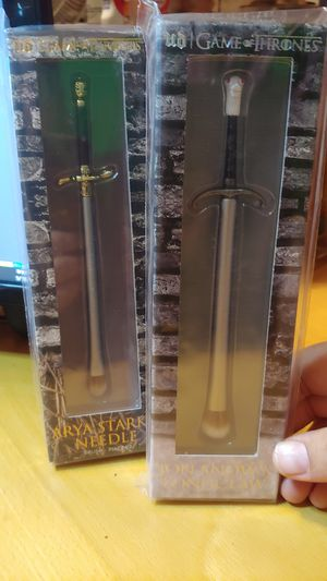 Urban Decay Game of Thrones Jon and Arya Makeup Brushes for Sale in Phoenix, AZ