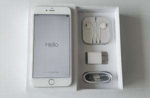 Unlocked Apple iPhone 6s Plus 128gb Silver for Sale in Orlando, FL