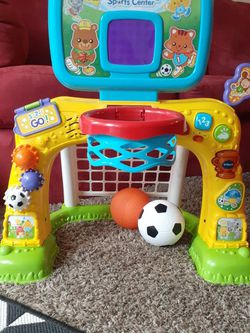Toddler Basketball/Soccer Toy for Sale in Milwaukie,  OR