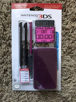 Nintendo clean and Protect kit for Sale in Phoenix, AZ