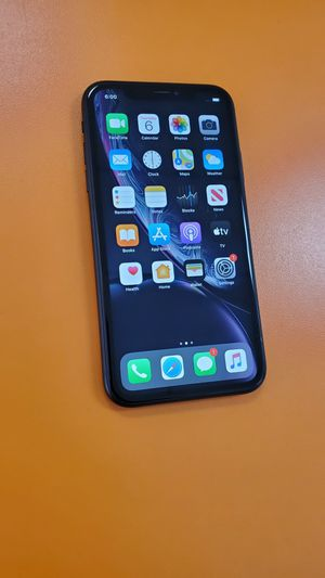 Iphone Xr Unlocked for Sale in Phillips Ranch, CA