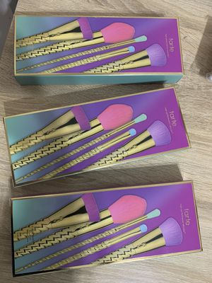 3 Boxes - Tarte Unicorn 🦄 Make Brush Set Pink Purple Blue for Sale in Bakersfield, CA