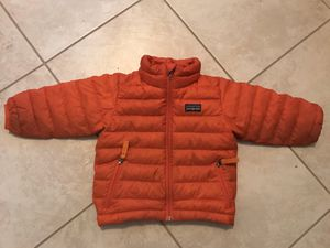 Patagonia winter jacket, kids 1T for Sale in Portland, OR
