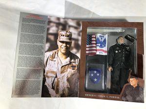 "GI Joe Classic Collection General Colin L Powell 12"" Action Figure Historical Ed for Sale in Jonesboro, GA"