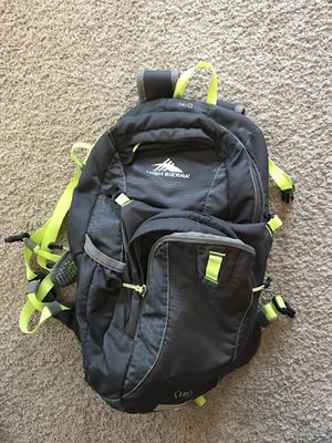 High Sierra Hydration backpack for Sale in Fremont, CA
