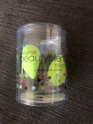 Beauty blender micro mini (new unopened) for Sale in Kirkland, WA