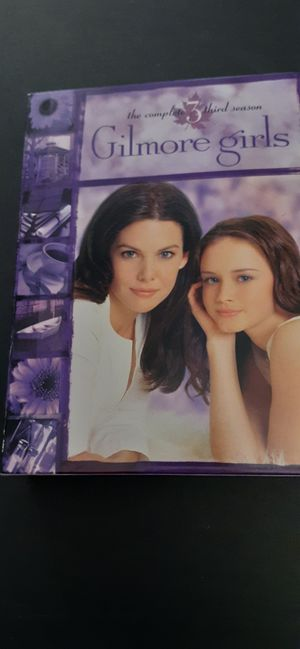 GILMORE GIRLS Complete Season 3 (DVD) for Sale in Lewisville, TX
