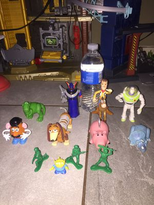 Disney Pixar toy story figures for Sale in Norwalk, CA