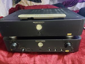 MARANTZ SM-17SA AND PM-17SA AMPLIFIERS ( GREAT CONDITION) for Sale in Glendale, AZ