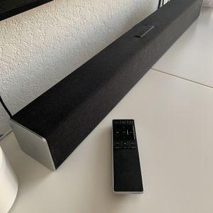 VIZIO SB2920-D6 29-Inch 2.0 Channel Sound Bar for Sale in Diamond Bar, CA