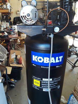 Kobalt 60 gallon compressor for Sale in Las Vegas, NV