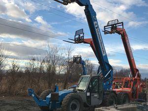Genie 10K telehandler Variable Reach Forklift for Sale in Philadelphia, PA