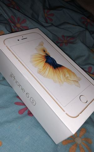 Used iPhone 6s 16g for Sale in Gilbert, AZ