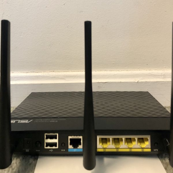 ASUS ROUTER, MOTOROLA MODEM, DLINK CABLE HOME NETWORK