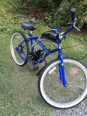 80cc motorized beach cruiser brand new for Sale in Charlotte, NC