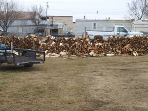 Firewood split hardwood for Sale in Bartlesville, OK