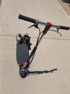 Goped California Sport Go Ped Scooter for Sale in Mesa, AZ