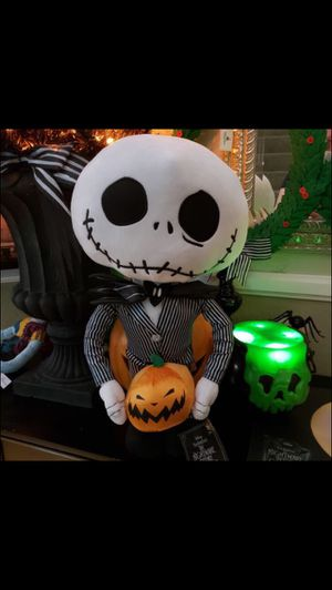 The nightmare before Christmas Jack new for Sale in Carlsbad, CA