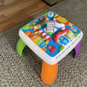 Fisher Price Laugh And Learn Table for Sale in Portland, OR
