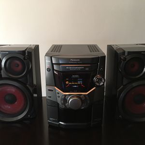 Panasonic CD Stereo System SA-AK310 for Sale in San Diego, CA