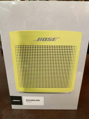 Bose soundlink color 2 speaker for Sale in Escondido, CA