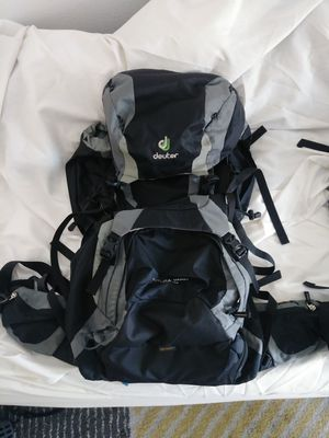 Deuter hiking backpack for Sale in San Francisco, CA