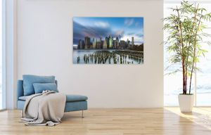 NYC Modern Acrylic Wall Art for Sale, used for sale  Queens, NY