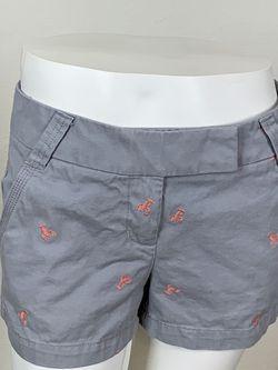 J Crew Chino broken-in lobster shorts sz 2 for Sale in Austin,  TX
