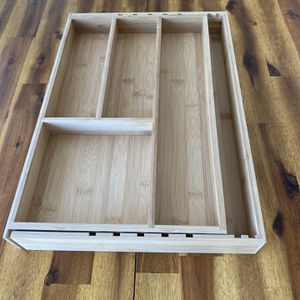 Bamboo Drawer Organizer for Sale in San Francisco, CA