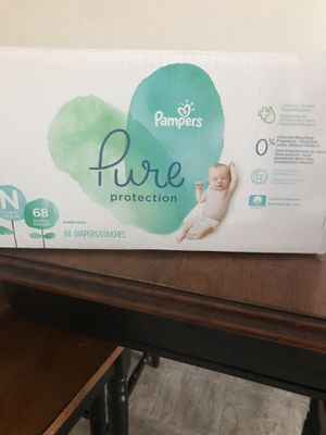 $10 PAMPERS NEWBORN DIAPERS for Sale in Orange, CA