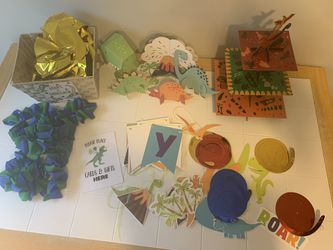 Dinosaur Birthday Party Decorations for Sale in Lovettsville,  VA