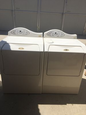 Maytag-Neptune washer & dryer——excellent condition $400for both for Sale in Arroyo Grande, CA